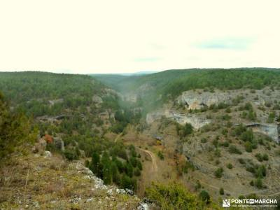Cañones Río Lobos,Valderrueda;Jerga de montañismo Argot de montaña Términos de montaña